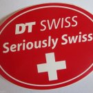 "ONE - 3"" DT SWISS   - Parts Bike Mountain Bicycle Ride STICKER DECAL (RBRA)"