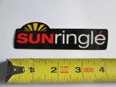 -Authentic- SUN RINGLE road Frame Bike Ride Mountain Bicycle DECAL STICKER RBR