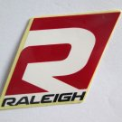 -Authentic- RALEIGH MTB DH Frame Bike Ride Mountain Bicycle DECAL STICKER RBR