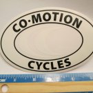 "5"" CO-MOTION CYCLES Ride Bicycle Bike Mountain Road Tri STICKER DECAL rbz"