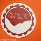 "3"" ZIOC  Bike Bicycle Road Mountain - - NAME YOUR PRICE -  - STICKER DECAL (A12)"