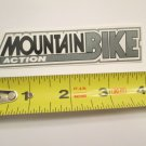 "ONE - 4"" MOUNTAIN BIKE ACTION Bike Mountain Bicycle Ride STICKER DECAL (RBRC)"