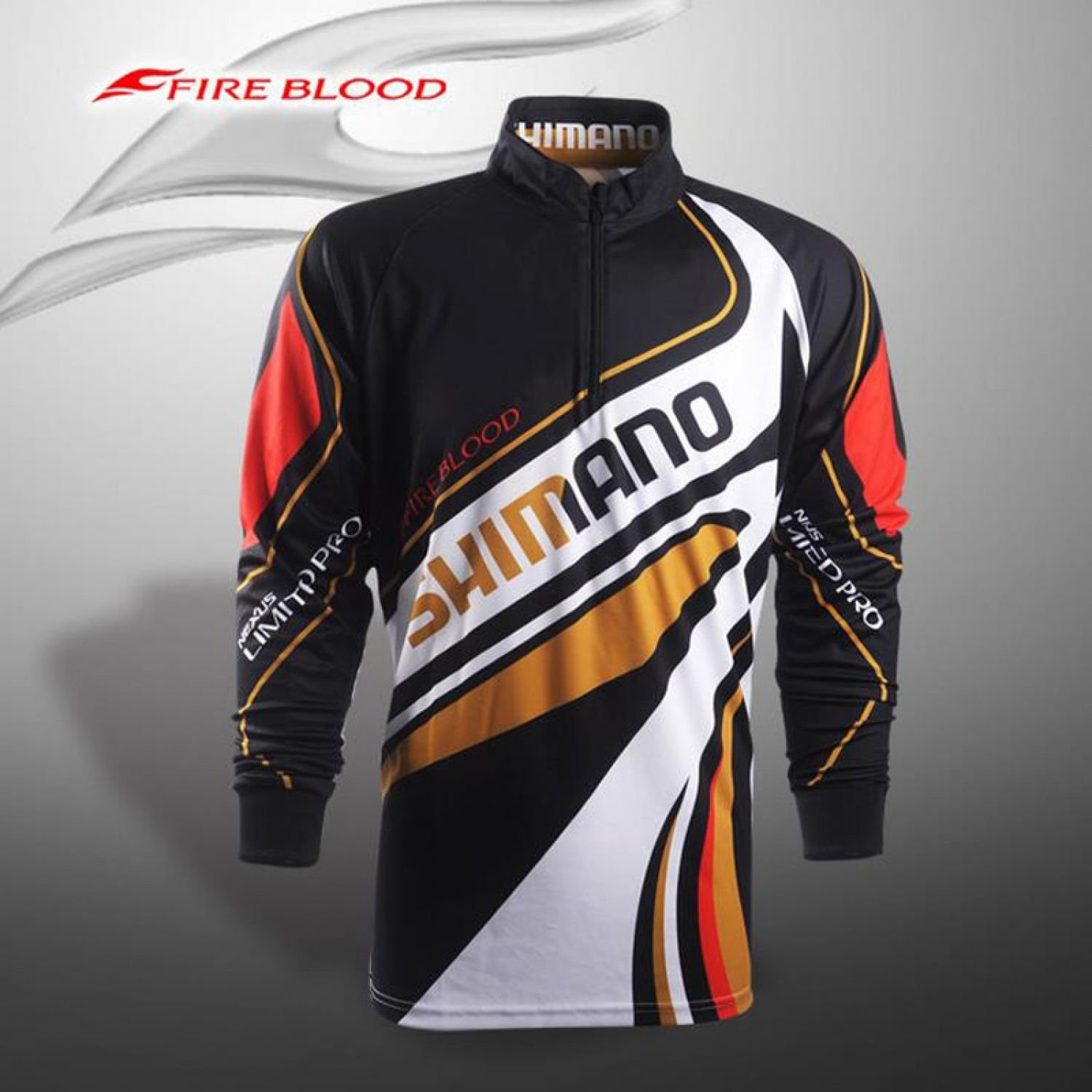 2017 Shimano Tournament Fishing Shirt Outdoor Quick-drying UV Breathable Fish