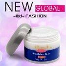 Nail IBD Gel UV Builder Art Pink Clear White Beauty Salon 2oz 56g Strong Hard