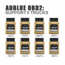 Adblue Emulator OBD2 Diesel Trucks Heavy Duty Truck Diagnostic Scanner OBDII New