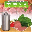 Ham Maker Press Meat Cooker With Thermometer Kitchen Tool Stainless Steel Boiler