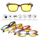 Stop Eye Strain Computer Protection Blue Light Filter Gaming Eye Glasses Eyewear