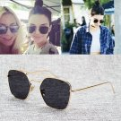 Fashion Kendall Jenner Style Sunglasses Square Aviator Women Celebrity Glasses