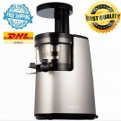 Elite Juicer Slow Extractor 2nd Generation Masticating Juice Fruit Press Machine