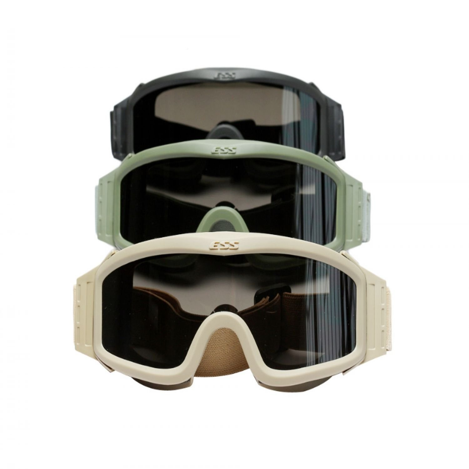 Goggles Outdoor Windproof Snowboard Skiing Eyewear ESS Men Tactical Glasses Snow