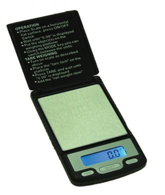Digital Mini Pocket Scale 300G max, accurate to 0.1g