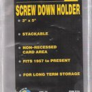 3x5 (4 Screw) Screw Down Holder(Non-recessed) Qty = 5 Holders