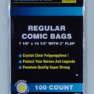 Regular Size Comic Book Bags