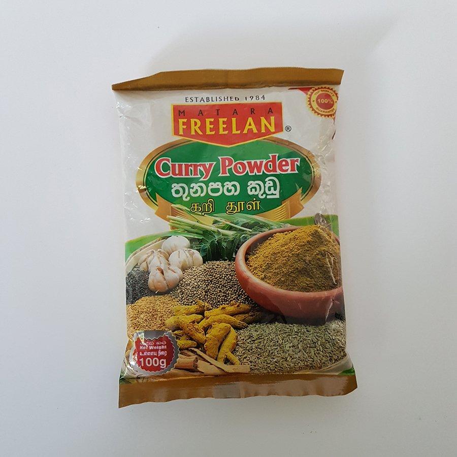 100g Freelan Matara  Sri Lankan Curry Powder