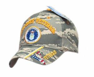 U.S. Air Force Veteran Cap- Digital Camo
