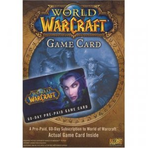 World of Warcraft 60 Day Pre-Paid Game Time Card Code - EMAIL DELIVERY - WoW Prepaid