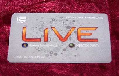 Xbox 360 LIVE 12 + 1 Month Gold Subscription Card - 1 Year - EMAIL DELIVERY