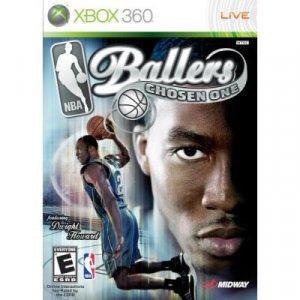 NBA Ballers: Chosen One (Xbox 360)