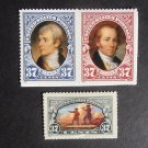 2004 LEWIS & CLARK Complete STAMP SET of 3  MINT NH 37¢  SC #3854 3855 3856