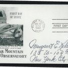 US #966 ARTCRAFT FDC Palomar Mountain Observatory First Day of Issue