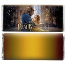 12 Beauty and the Beast Personalized Birthday Party Hershey Candy Bar Wrappers