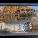 Scott# 3854 Lewis & Clark Special Cover. Washburn, ND, Apr. 7, 2005 Postmark