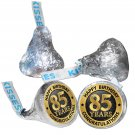 85th Birthday Party Supplies Hershey Kisses Kiss Labels Stickers Congratulations