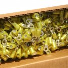 PANDUIT - PN10-10R-D - TERMINAL; RING TONGUE; #10; CRIMP YELLOW Box of 500
