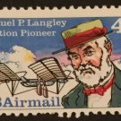 US SC C118 - Samuel Langley - US Mint Airmail Stamp MNH