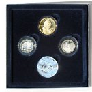 2005 Westward Journey Nickel Coin And Medal Set With Proof Sacagawea Lewis Clark