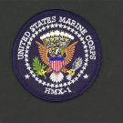 HMX-1 UNITED STATES MARINE CORPS PATCH USA PRESIDENTS HELICOPTER PILOT CREW FLY