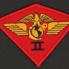 USMC 2nd Marine Aircraft Wing PATCH Class-A worthy ! 2nd MAW 2d Air Wing Marines