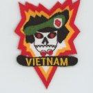 """MAC V SOG MACV SOG MACVSOG Special Forces Green Beret Vietnam War Hat Patch 3"""""""