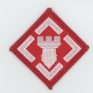 "US ARMY 20TH ENGINEERS BRIGADE COLOR SHOULDER PATCH US ARMY PATCHES 3"" IRON-ON"
