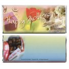 12 Mother's Day Hershey Candy Bar Wrappers Personalized Glossy Paper Favors
