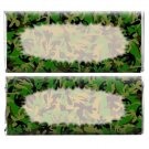 Camo Birthday Party Supplies 12 Hershey Personalized Candy Bar Wrappers