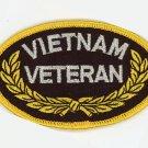 VIETNAM VETERAN PATCH MARINES ARMY NAVY AIR FORCE COAST GUARD USMC USN USCG USAF