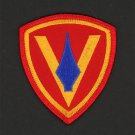 "USMC 5th MARINE DIVISION PATCH WW2 Replica Patch 3 1/2"""