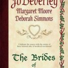 The Brides of Christmas : Three Romances in Paperback by Jo Beverley