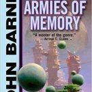 The Armies of Memory by John Barnes - Hardcover USED Sci Fi