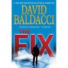 The Fix (Memory Man series) by David Baldacci - Paperback