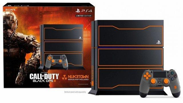 Playstation 4  bundle call of duty
