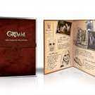 Grimm Complete Series Box Set DVD