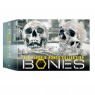 Bones Complete Series Box Set Seasons 1-12 DVD