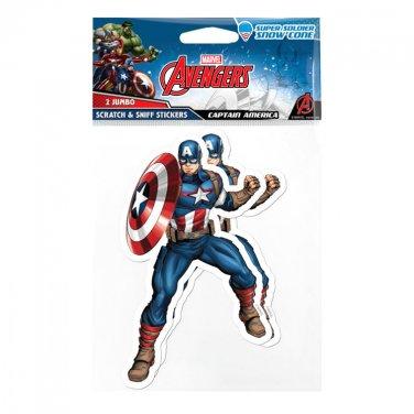 Marvel Avengers � Captain America: Jumbo Smickers®