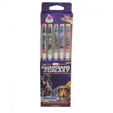 Marvel's Guardians of the Galaxy: Smencils 5-Pack