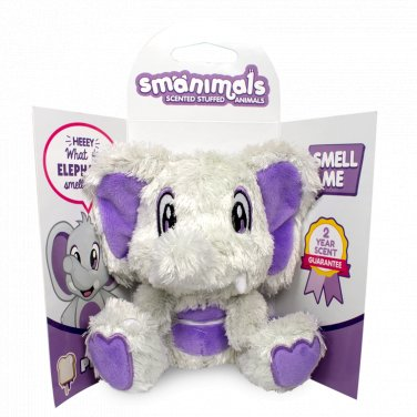 Scentco Smanimals Elephant: Grape Jelly