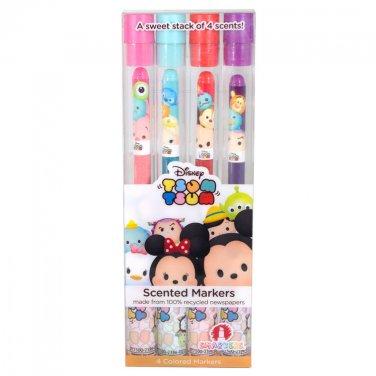 Scentco Disney Tsum Tsum: Smarkers 4-Pack