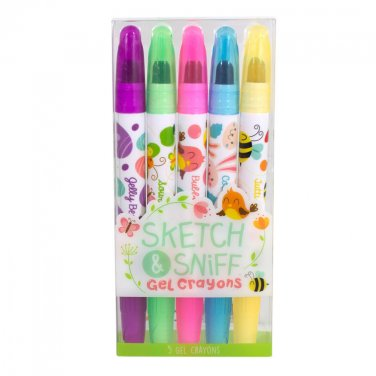 Scentco Spring Gel Crayons 5-Pack