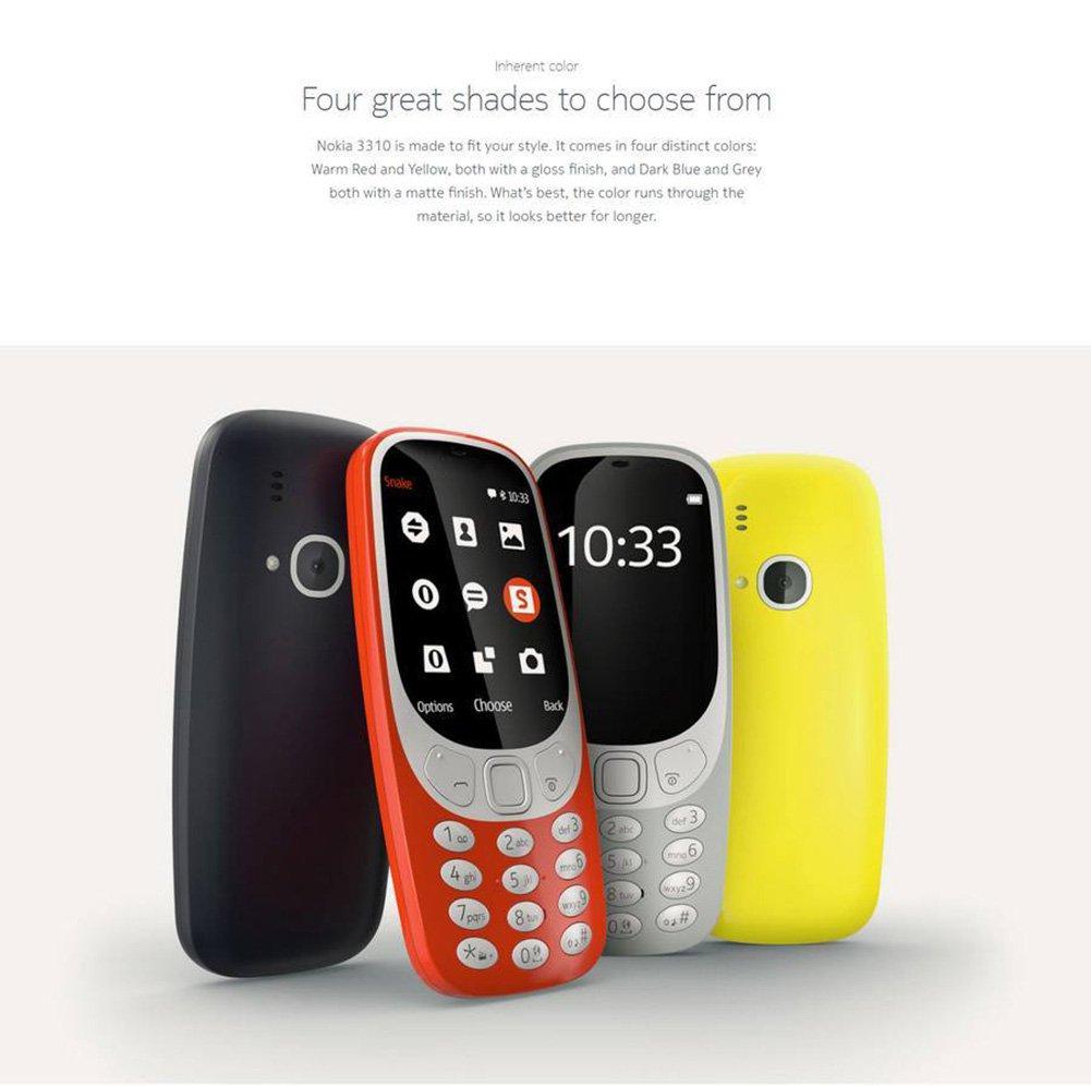 Nokia 3310 2017 Version Dual Sim 2 MP Camera